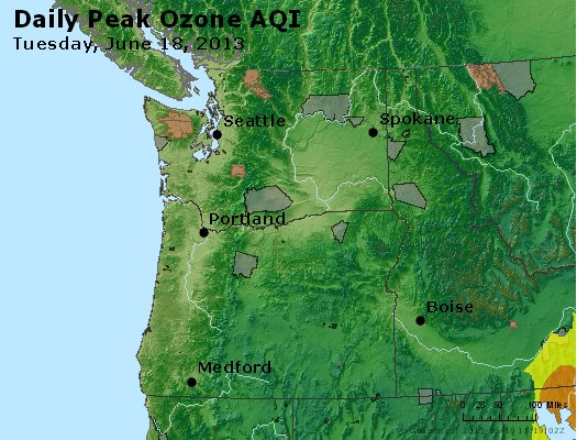 Peak Ozone (8-hour) - http://files.airnowtech.org/airnow/2013/20130618/peak_o3_wa_or.jpg