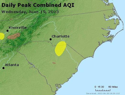Peak AQI - http://files.airnowtech.org/airnow/2013/20130619/peak_aqi_nc_sc.jpg