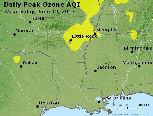 Peak Ozone (8-hour) - http://files.airnowtech.org/airnow/2013/20130619/peak_o3_ar_la_ms.jpg