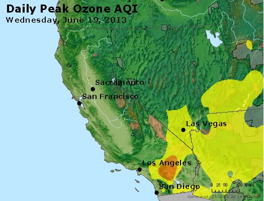 Peak Ozone (8-hour) - http://files.airnowtech.org/airnow/2013/20130619/peak_o3_ca_nv.jpg