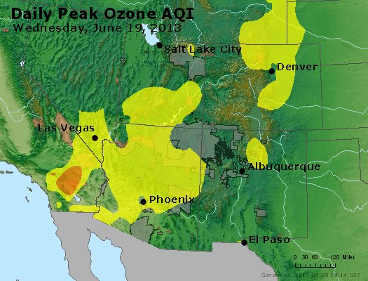 Peak Ozone (8-hour) - http://files.airnowtech.org/airnow/2013/20130619/peak_o3_co_ut_az_nm.jpg