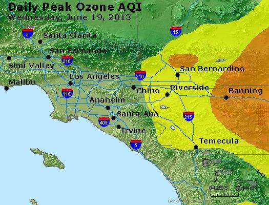 Peak Ozone (8-hour) - http://files.airnowtech.org/airnow/2013/20130619/peak_o3_losangeles_ca.jpg