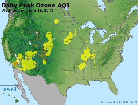 Peak Ozone (8-hour) - http://files.airnowtech.org/airnow/2013/20130619/peak_o3_usa.jpg