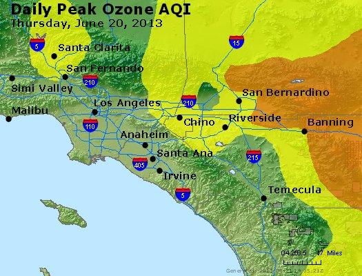 Peak Ozone (8-hour) - http://files.airnowtech.org/airnow/2013/20130620/peak_o3_losangeles_ca.jpg