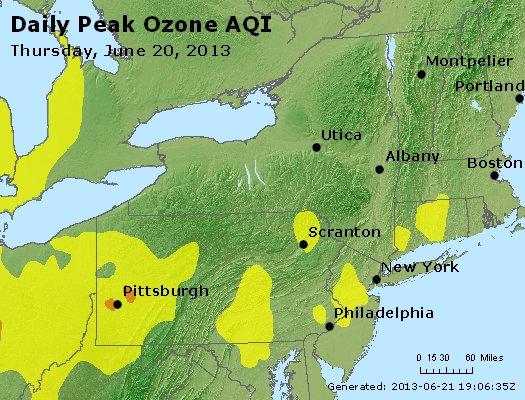 Peak Ozone (8-hour) - http://files.airnowtech.org/airnow/2013/20130620/peak_o3_ny_pa_nj.jpg