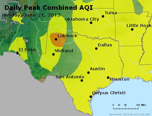 Peak AQI - http://files.airnowtech.org/airnow/2013/20130621/peak_aqi_tx_ok.jpg