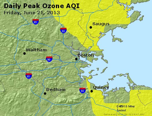 Peak Ozone (8-hour) - http://files.airnowtech.org/airnow/2013/20130621/peak_o3_boston_ma.jpg