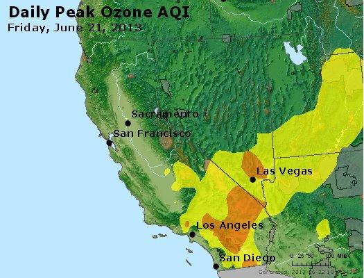 Peak Ozone (8-hour) - http://files.airnowtech.org/airnow/2013/20130621/peak_o3_ca_nv.jpg