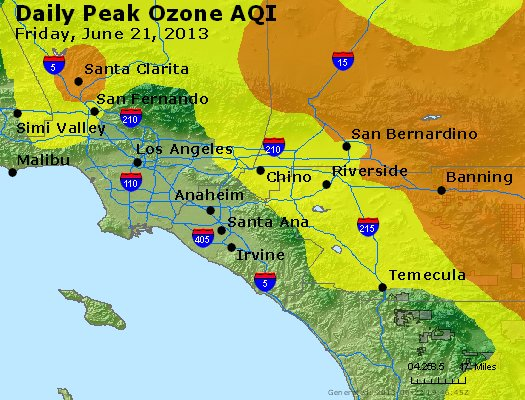 Peak Ozone (8-hour) - http://files.airnowtech.org/airnow/2013/20130621/peak_o3_losangeles_ca.jpg