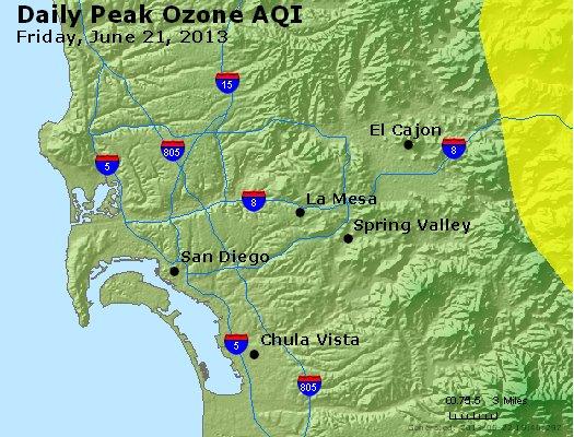 Peak Ozone (8-hour) - http://files.airnowtech.org/airnow/2013/20130621/peak_o3_sandiego_ca.jpg