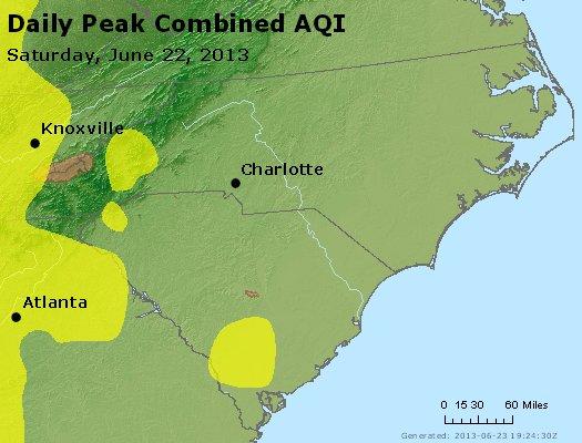 Peak AQI - http://files.airnowtech.org/airnow/2013/20130622/peak_aqi_nc_sc.jpg