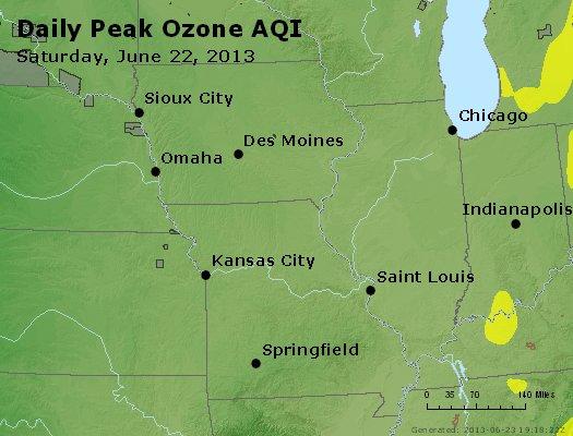 Peak Ozone (8-hour) - http://files.airnowtech.org/airnow/2013/20130622/peak_o3_ia_il_mo.jpg