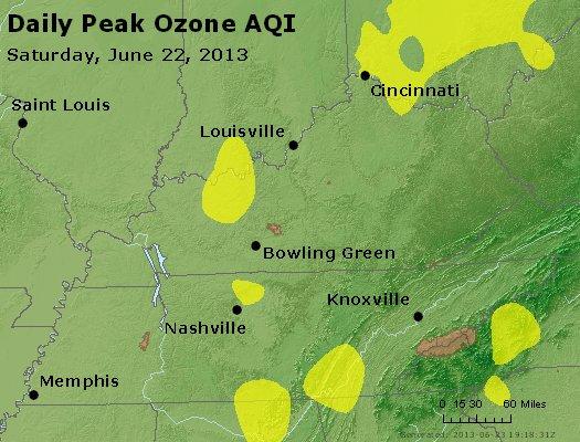 Peak Ozone (8-hour) - http://files.airnowtech.org/airnow/2013/20130622/peak_o3_ky_tn.jpg