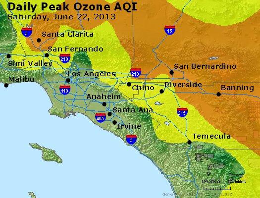 Peak Ozone (8-hour) - http://files.airnowtech.org/airnow/2013/20130622/peak_o3_losangeles_ca.jpg