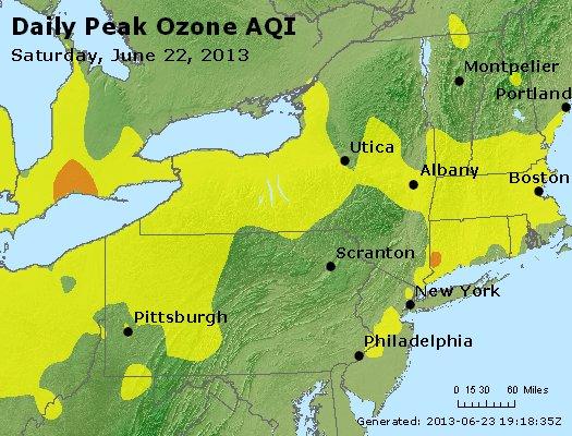 Peak Ozone (8-hour) - http://files.airnowtech.org/airnow/2013/20130622/peak_o3_ny_pa_nj.jpg