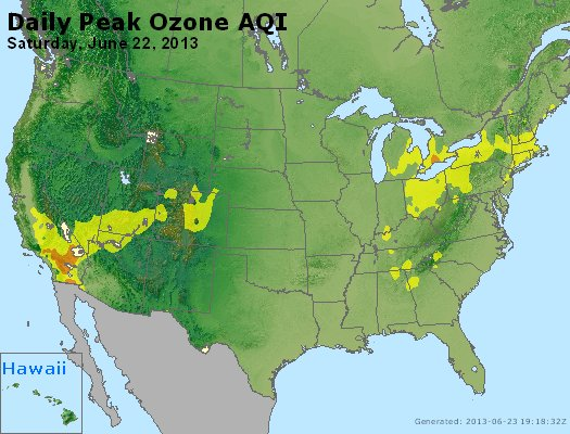 Peak Ozone (8-hour) - http://files.airnowtech.org/airnow/2013/20130622/peak_o3_usa.jpg