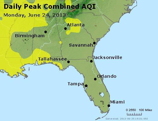 Peak AQI - http://files.airnowtech.org/airnow/2013/20130624/peak_aqi_al_ga_fl.jpg