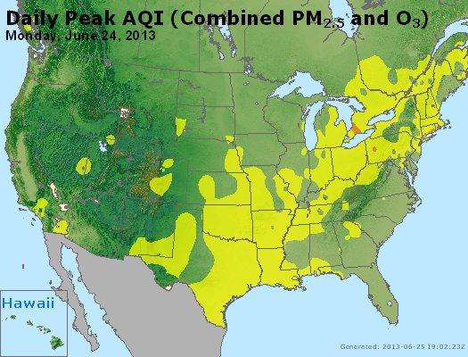 Peak AQI - http://files.airnowtech.org/airnow/2013/20130624/peak_aqi_usa.jpg