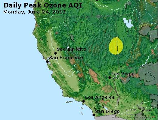 Peak Ozone (8-hour) - http://files.airnowtech.org/airnow/2013/20130624/peak_o3_ca_nv.jpg