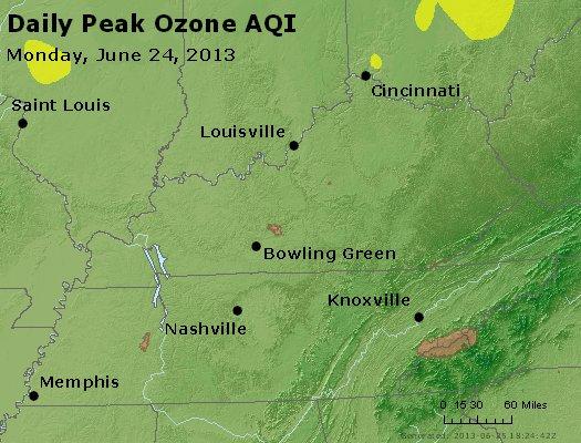Peak Ozone (8-hour) - http://files.airnowtech.org/airnow/2013/20130624/peak_o3_ky_tn.jpg