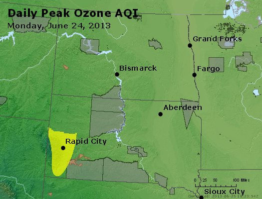 Peak Ozone (8-hour) - http://files.airnowtech.org/airnow/2013/20130624/peak_o3_nd_sd.jpg