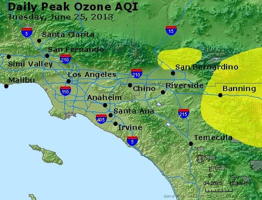 Peak Ozone (8-hour) - http://files.airnowtech.org/airnow/2013/20130625/peak_o3_losangeles_ca.jpg