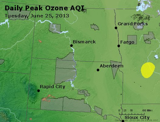 Peak Ozone (8-hour) - http://files.airnowtech.org/airnow/2013/20130625/peak_o3_nd_sd.jpg