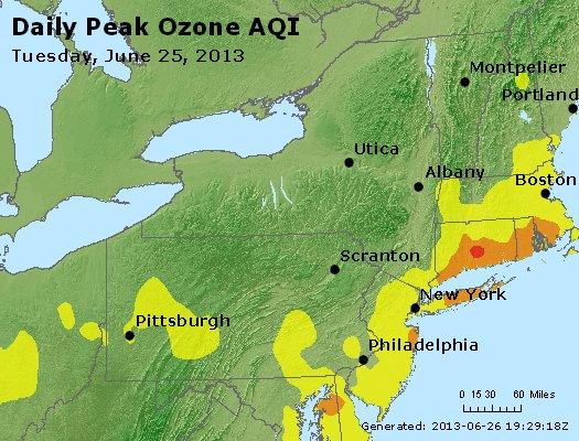 Peak Ozone (8-hour) - http://files.airnowtech.org/airnow/2013/20130625/peak_o3_ny_pa_nj.jpg