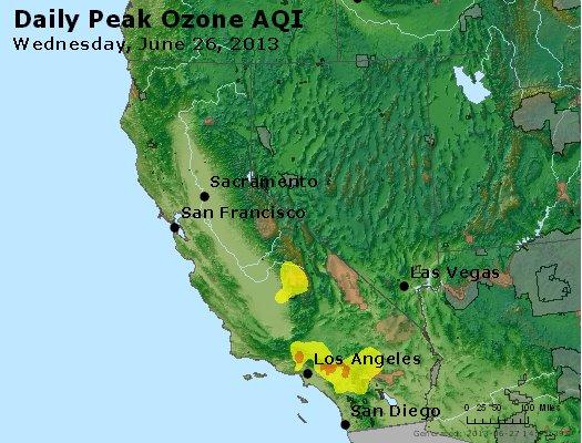 Peak Ozone (8-hour) - http://files.airnowtech.org/airnow/2013/20130626/peak_o3_ca_nv.jpg