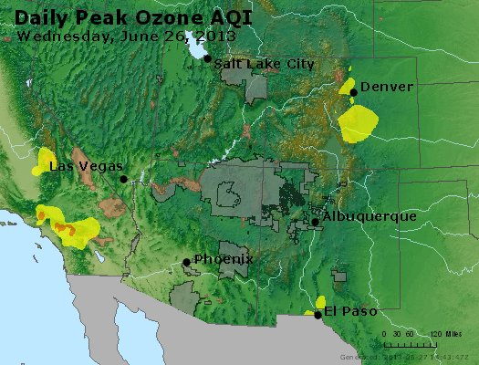 Peak Ozone (8-hour) - http://files.airnowtech.org/airnow/2013/20130626/peak_o3_co_ut_az_nm.jpg