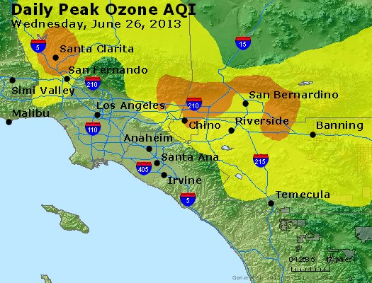 Peak Ozone (8-hour) - http://files.airnowtech.org/airnow/2013/20130626/peak_o3_losangeles_ca.jpg