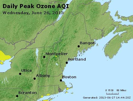 Peak Ozone (8-hour) - http://files.airnowtech.org/airnow/2013/20130626/peak_o3_vt_nh_ma_ct_ri_me.jpg