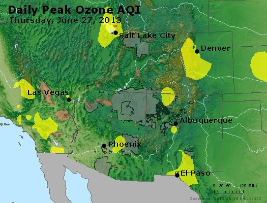 Peak Ozone (8-hour) - http://files.airnowtech.org/airnow/2013/20130627/peak_o3_co_ut_az_nm.jpg