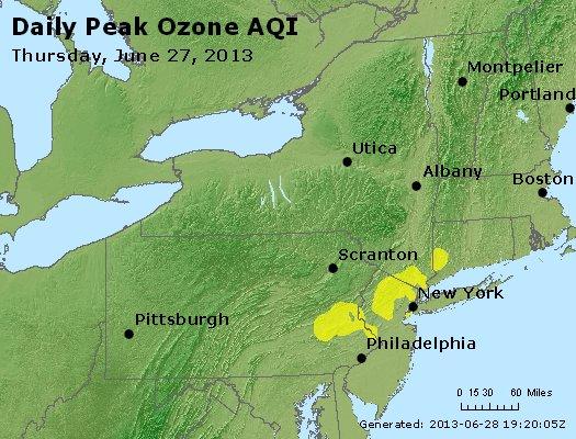 Peak Ozone (8-hour) - http://files.airnowtech.org/airnow/2013/20130627/peak_o3_ny_pa_nj.jpg