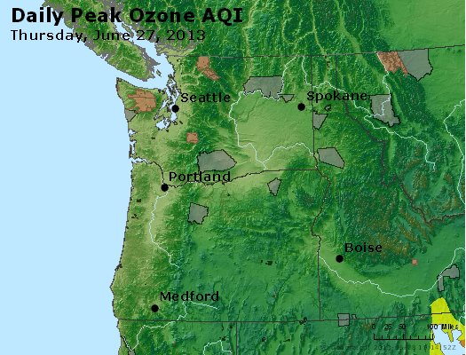 Peak Ozone (8-hour) - http://files.airnowtech.org/airnow/2013/20130627/peak_o3_wa_or.jpg