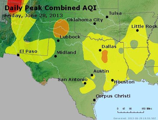 Peak AQI - http://files.airnowtech.org/airnow/2013/20130628/peak_aqi_tx_ok.jpg