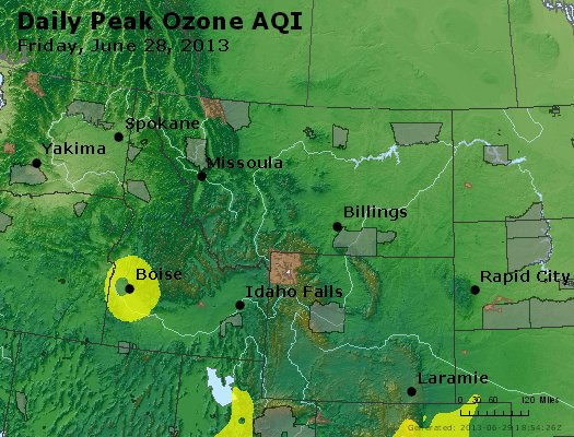 Peak Ozone (8-hour) - http://files.airnowtech.org/airnow/2013/20130628/peak_o3_mt_id_wy.jpg