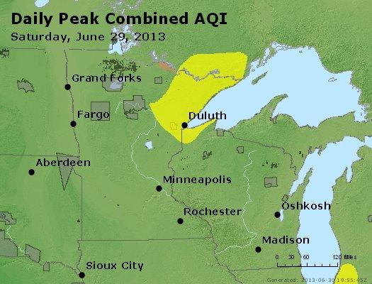 Peak AQI - http://files.airnowtech.org/airnow/2013/20130629/peak_aqi_mn_wi.jpg