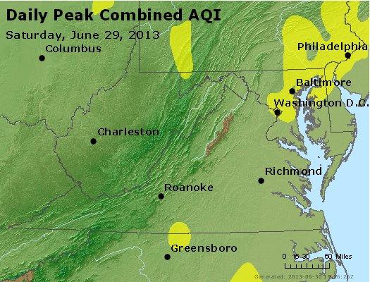 Peak AQI - http://files.airnowtech.org/airnow/2013/20130629/peak_aqi_va_wv_md_de_dc.jpg
