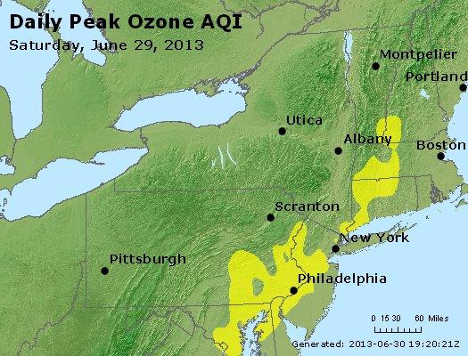Peak Ozone (8-hour) - http://files.airnowtech.org/airnow/2013/20130629/peak_o3_ny_pa_nj.jpg