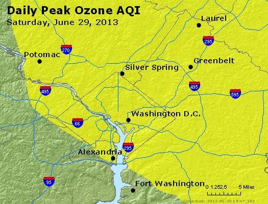 Peak Ozone (8-hour) - http://files.airnowtech.org/airnow/2013/20130629/peak_o3_washington_dc.jpg