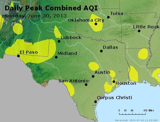 Peak AQI - http://files.airnowtech.org/airnow/2013/20130630/peak_aqi_tx_ok.jpg