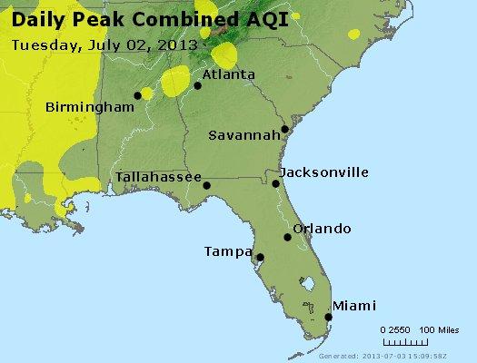 Peak AQI - http://files.airnowtech.org/airnow/2013/20130702/peak_aqi_al_ga_fl.jpg