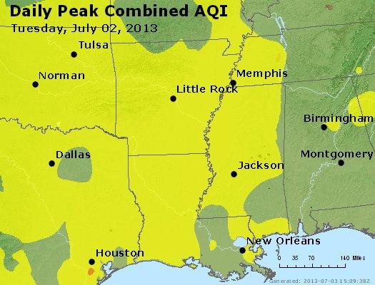 Peak AQI - http://files.airnowtech.org/airnow/2013/20130702/peak_aqi_ar_la_ms.jpg
