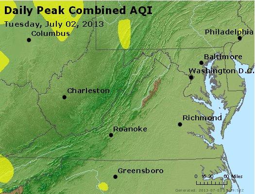 Peak AQI - http://files.airnowtech.org/airnow/2013/20130702/peak_aqi_va_wv_md_de_dc.jpg