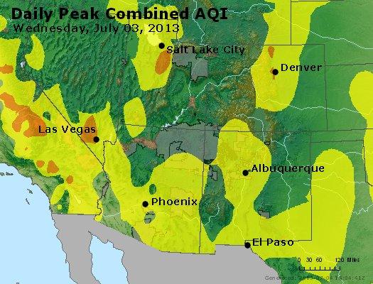 Peak AQI - http://files.airnowtech.org/airnow/2013/20130703/peak_aqi_co_ut_az_nm.jpg