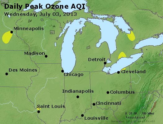 Peak Ozone (8-hour) - http://files.airnowtech.org/airnow/2013/20130703/peak_o3_mi_in_oh.jpg
