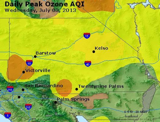 Peak Ozone (8-hour) - http://files.airnowtech.org/airnow/2013/20130703/peak_o3_sanbernardino_ca.jpg