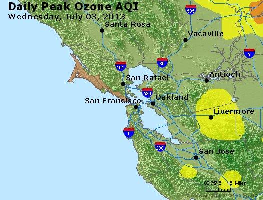 Peak Ozone (8-hour) - http://files.airnowtech.org/airnow/2013/20130703/peak_o3_sanfrancisco_ca.jpg