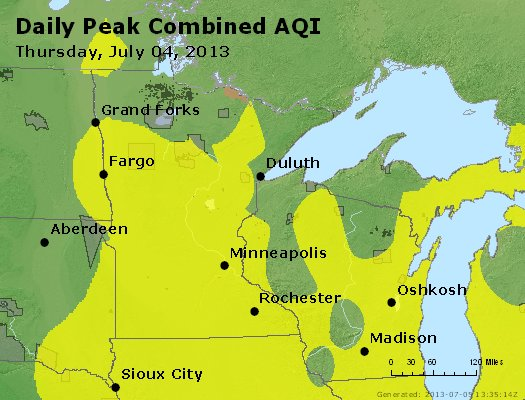 Peak AQI - http://files.airnowtech.org/airnow/2013/20130704/peak_aqi_mn_wi.jpg